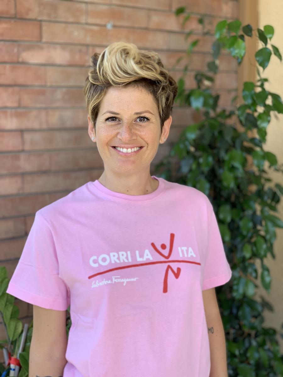 Angela Rafanelli_corri la vita 2019
