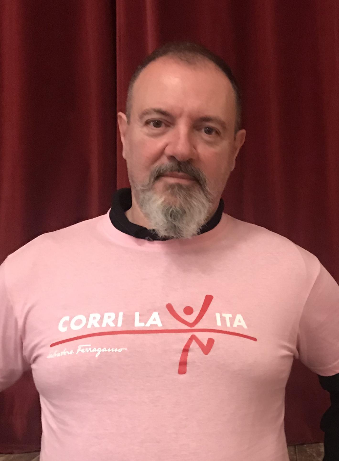 Carlo Lucarelli_corri la vita 2019