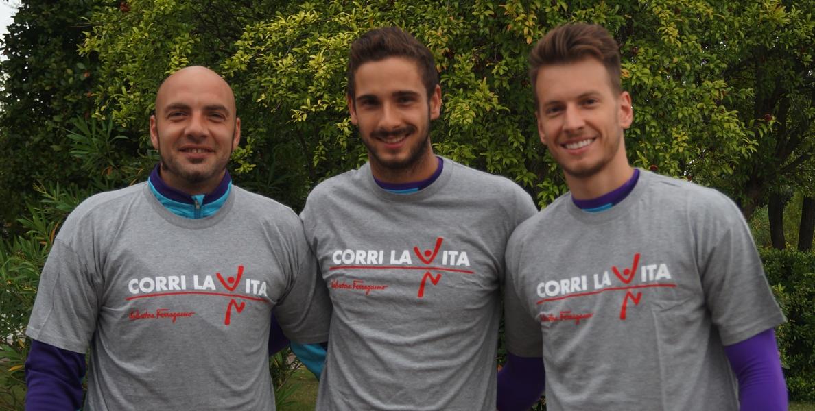 Cristiano Lupatelli - Corri la Vita 2014