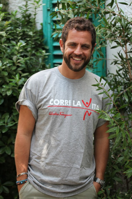 Gabriele Pignotta - Corri la Vita