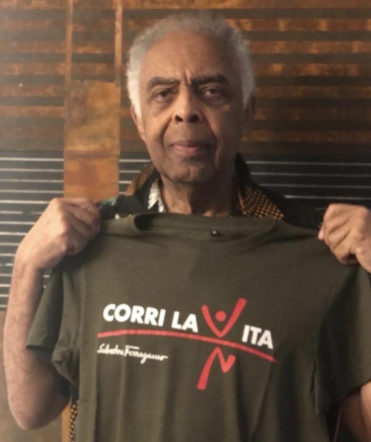 Gilberto Gil corri la vita