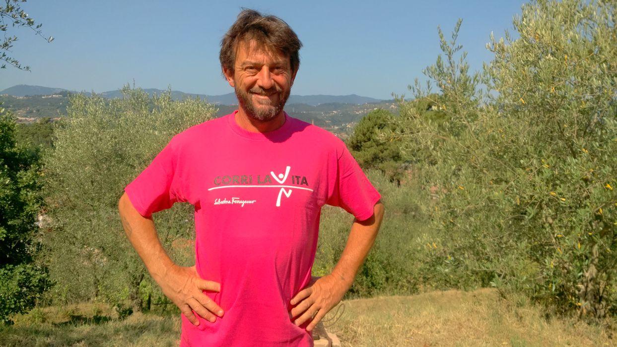 Giovanni Soldini - Corri la Vita 2015