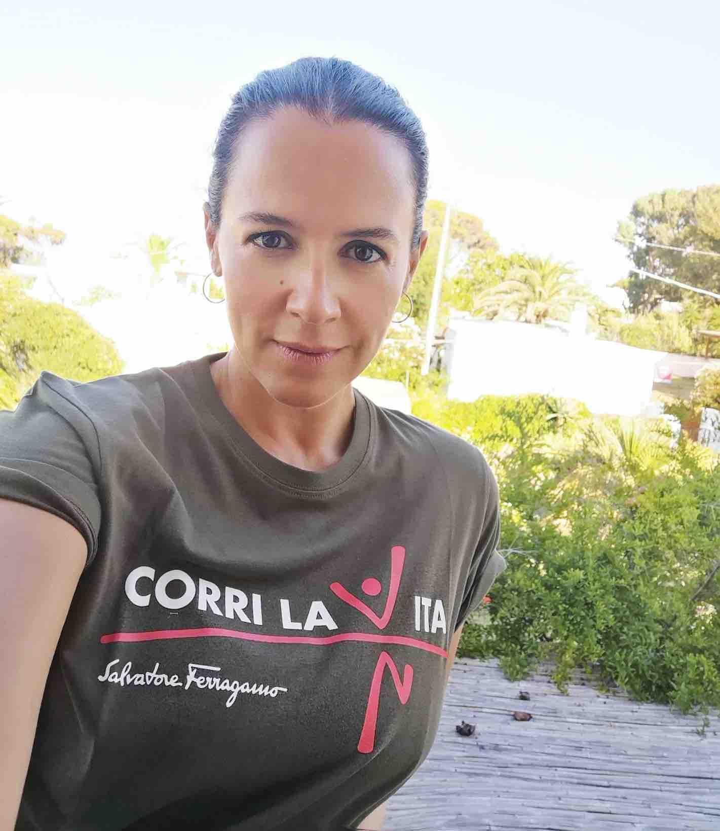Irene Ferri_corri la vita