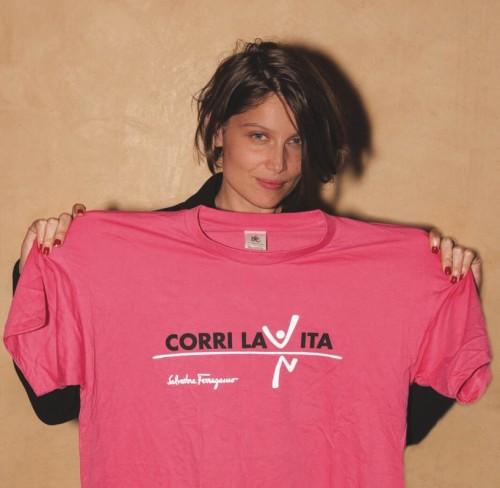 Laetitia Casta - Corri la Vita