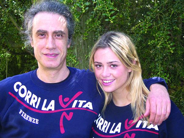 Martina Stella e Marco Vichi