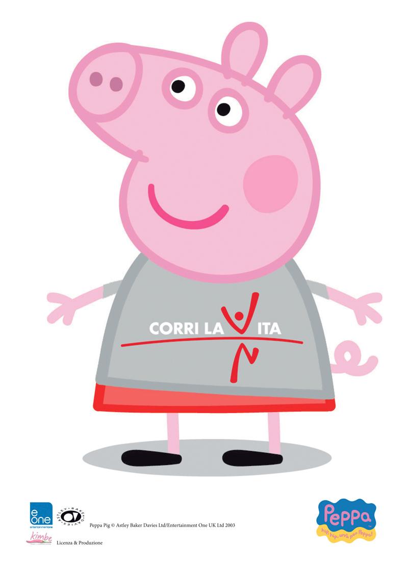 Peppa Pig - Corri la Vita