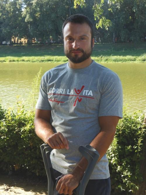 Pier Alberto Buccoliero - Corri la Vita 2014
