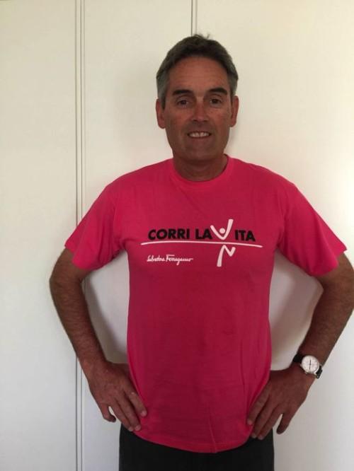 Russel Coutts - Corri la Vita 2015