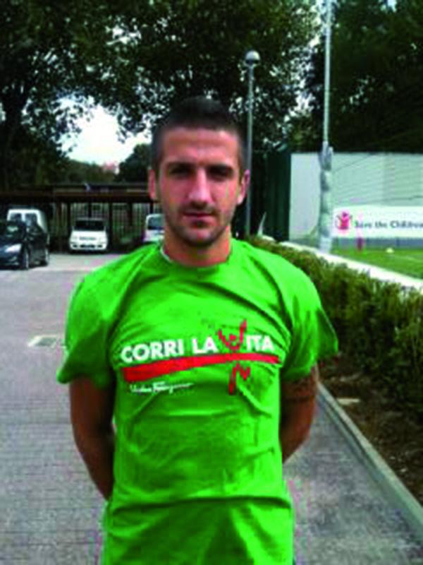 Alessandro Gamberini - Corri la Vita