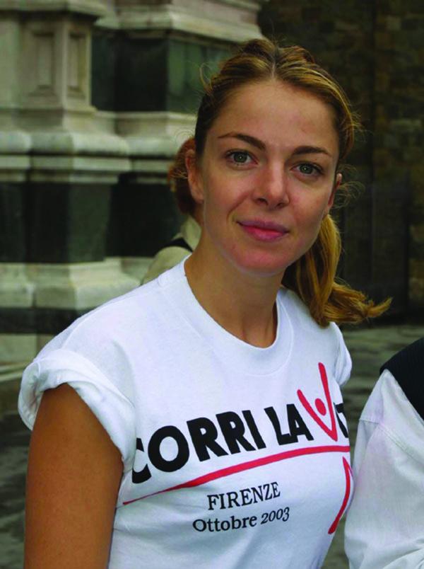Claudia Gerini - Corri la Vita