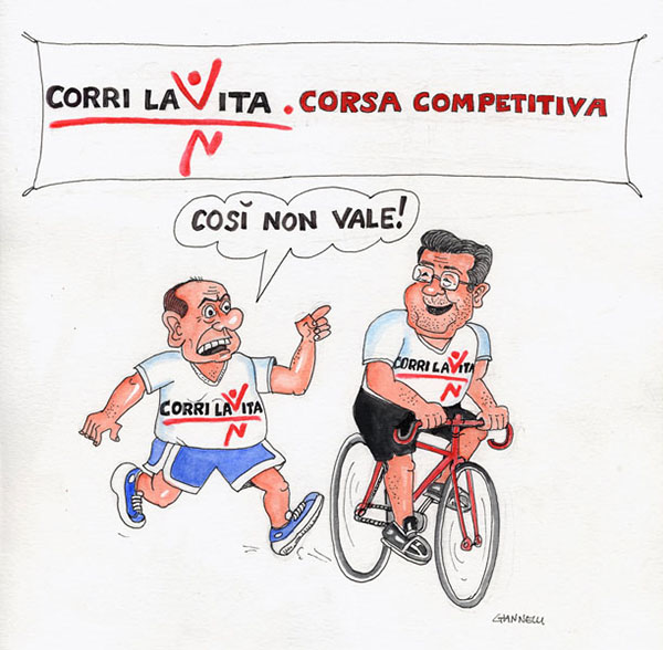 Giannelli - Corri la Vita