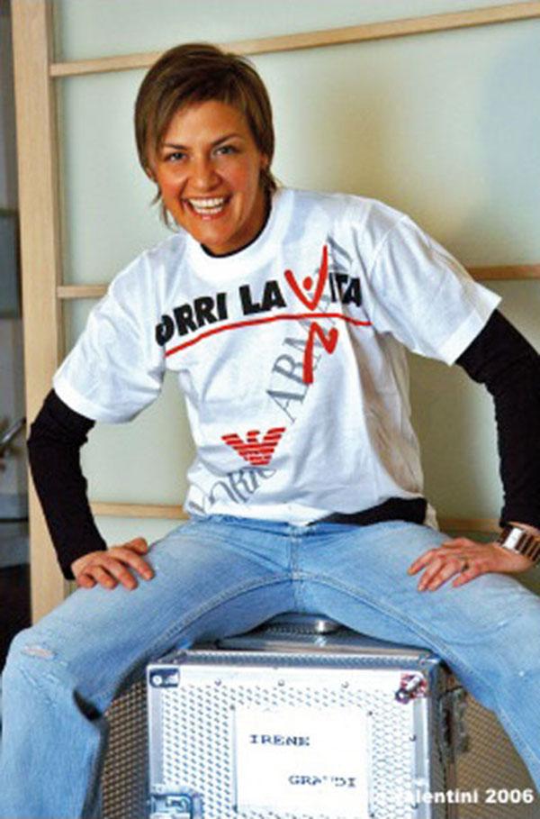 Irene Grandi - Corri la Vita