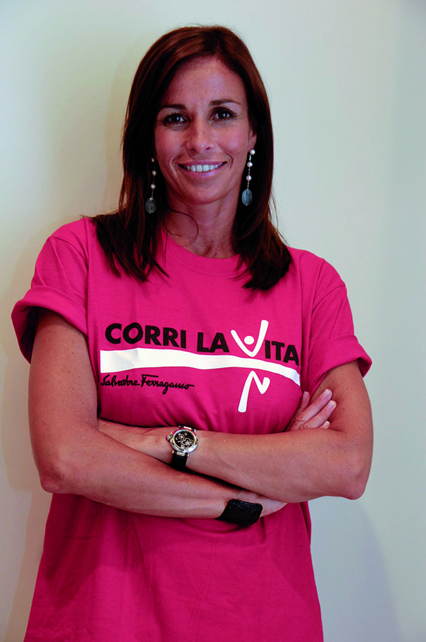 Cristina Parodi - Corri la Vita