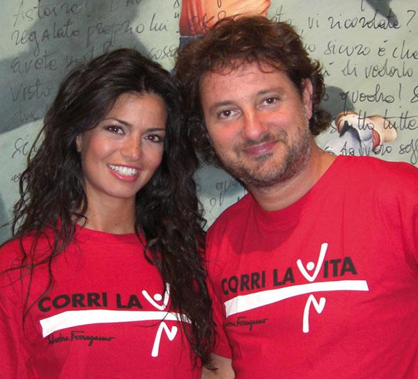 Leonardo Pieraccioni e Laura Torrisi - Corri la Vita