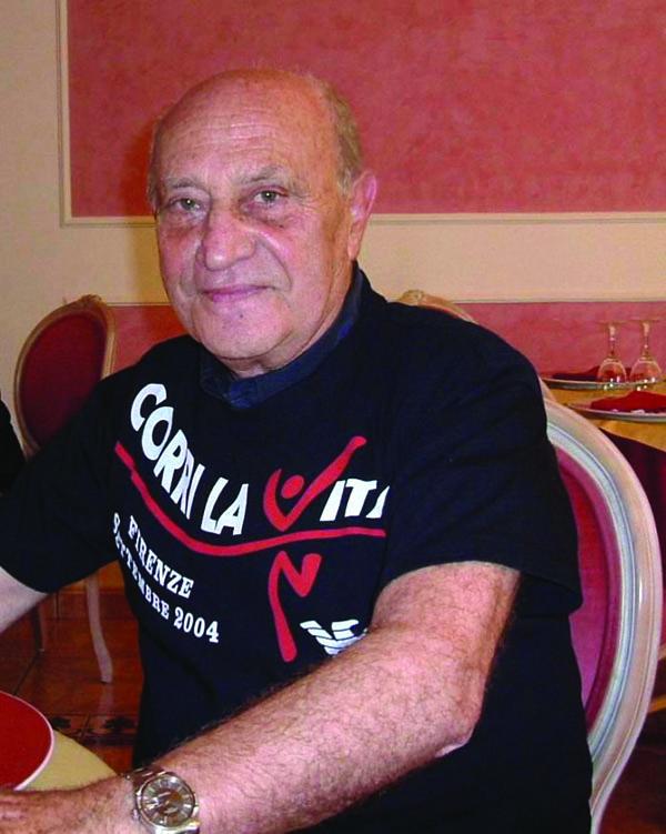Arnaldo Pomodoro - Corri la Vita