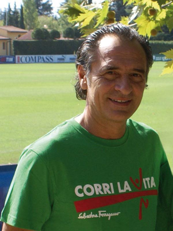 Cesare Prandelli - Corri la Vita 2011