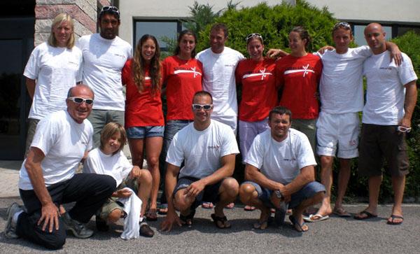 Squadra Olimpionica Canoa 2008