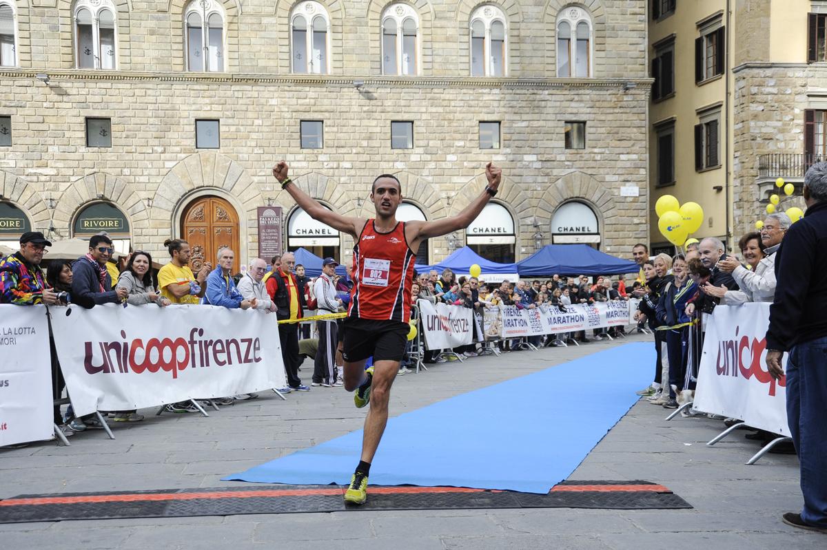 Corri la vita 2013. Firenze, 13 ottobre 2013.