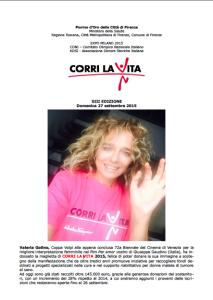 Valeria Golino Comunicato Stampa