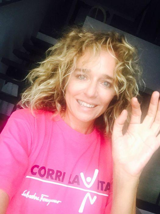 Valeria Golino - Corri la Vita 2015
