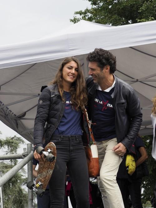 CORRI LA VITA 2017 - Susanna Cicali e Renato Raimo - Matteo Bonan