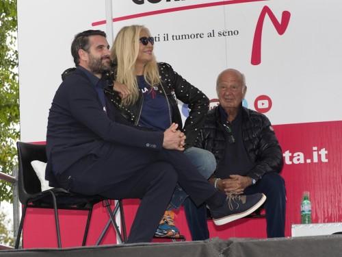 CORRI LA VITA 2017 - Mara Venier e Luca Calvani - Matteo Bonan