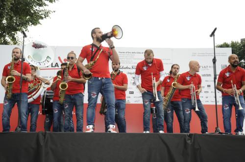 CORRI LA VITA 2017 - Large Street Band - Matteo Brogi