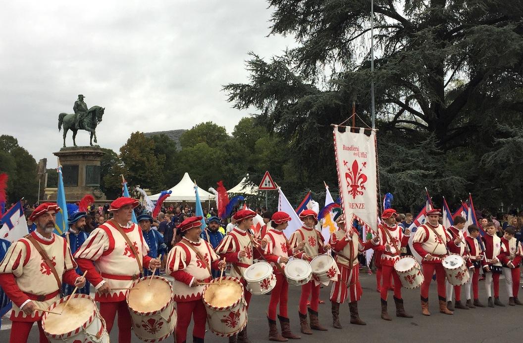 CORRI LA VITA 2017 - Bandierai degli Uffizi