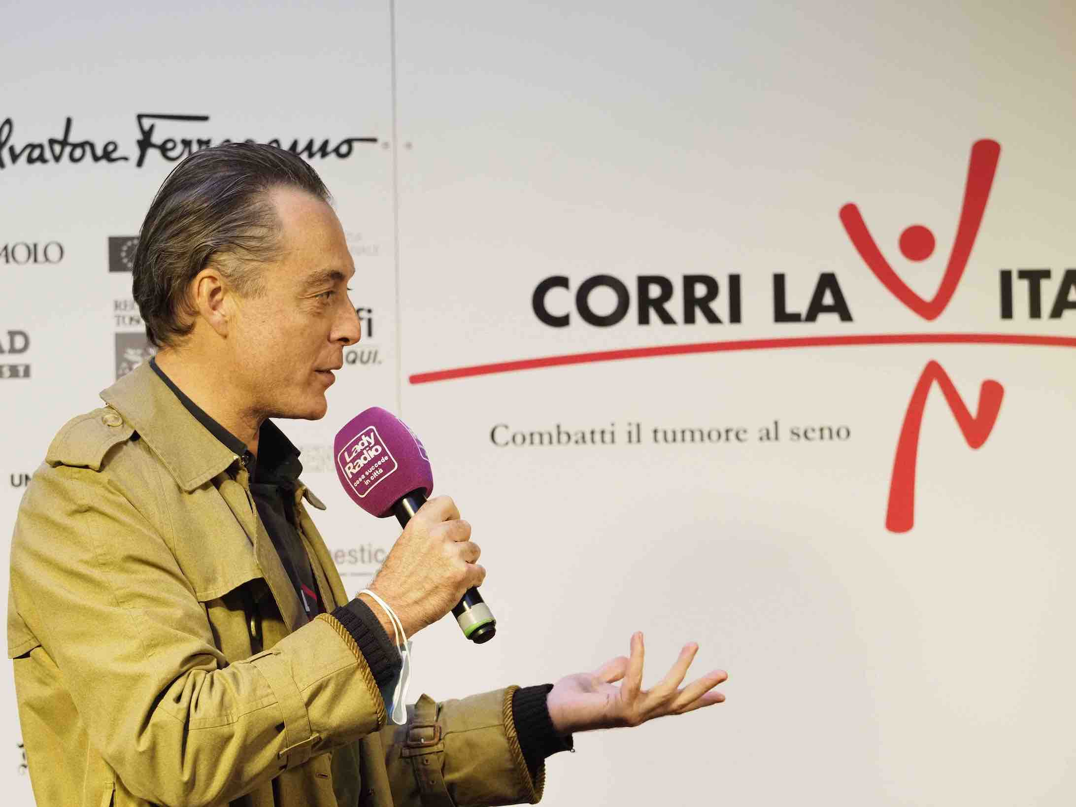 Maurizio Lombardi_CORRI LA VITA 2020
